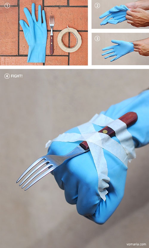 wolverine claw low budget
