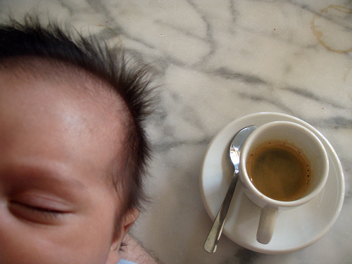 Café y Bebé